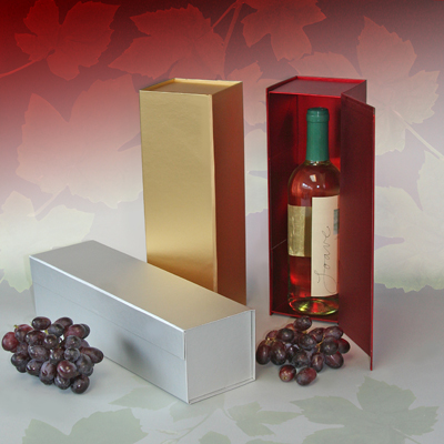 12 Wine/Champagne Boxes