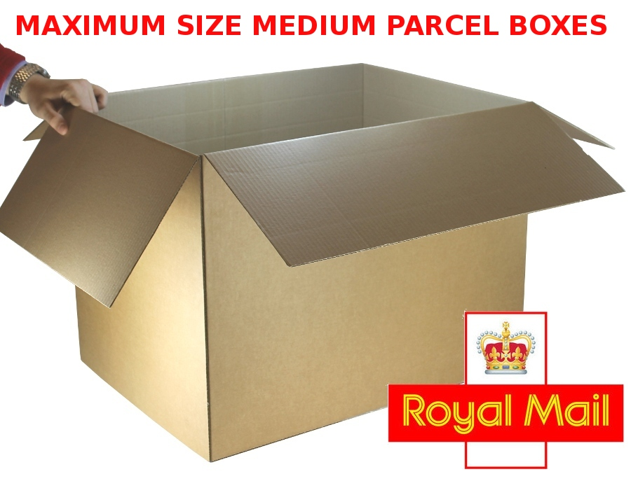 Royal MailMedium Parcel Boxes