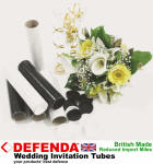 View Our Range Of Wedding Scroll Tubes