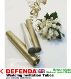 View Our Range Of Weeding Scroll Tubes