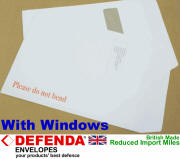 """BOARD BACK ENVELOPES 10.5/"""" x 8.5/"""" FOR 10 x 8 PHOTOGRAPHS 267 x 216mms"""